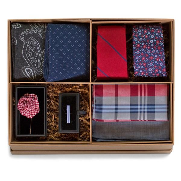 The Tie Bar Gift Box Set