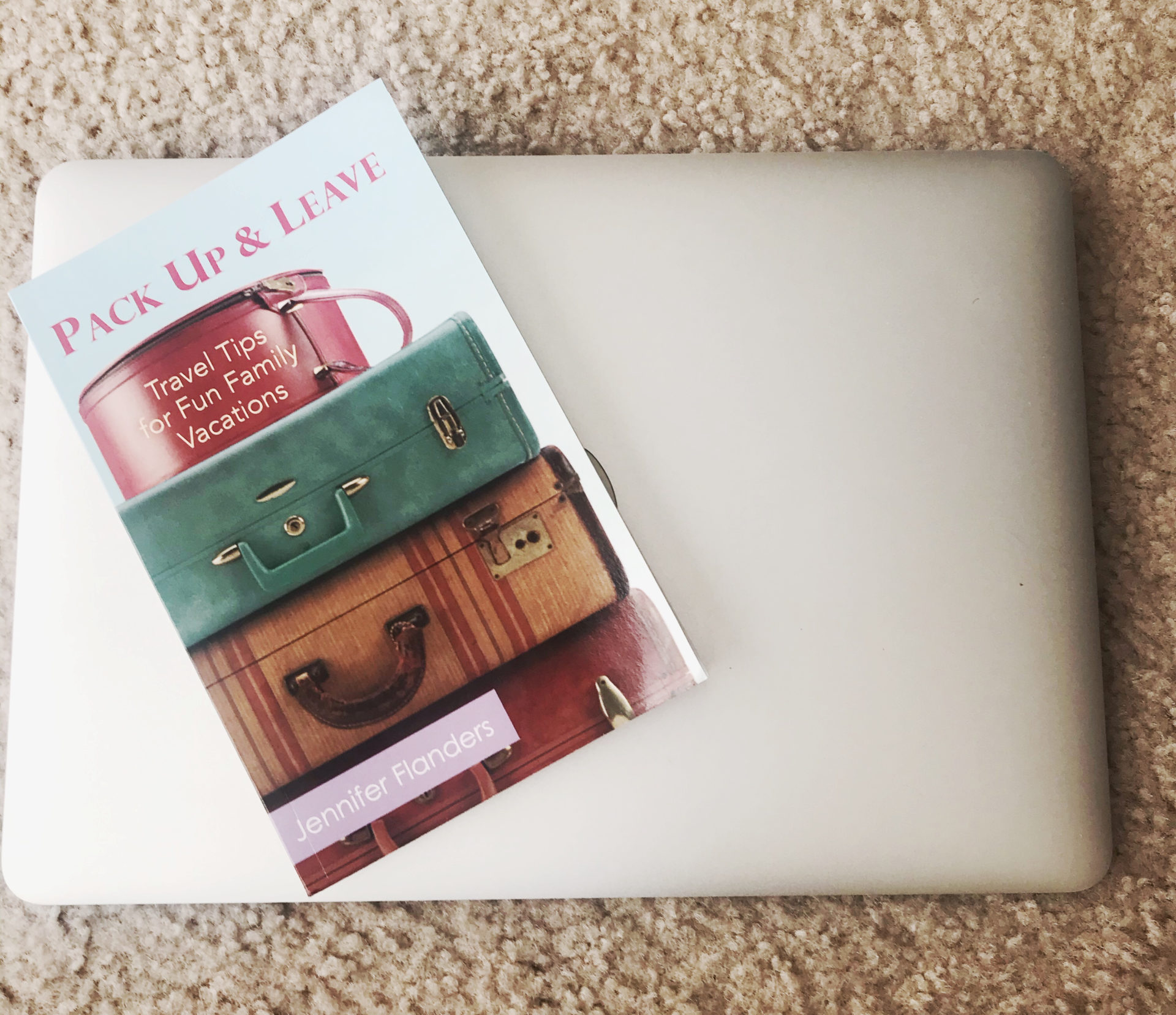 BOOK REVIEW: PACK UP & LEAVE BY JENNIFER FLANDERS